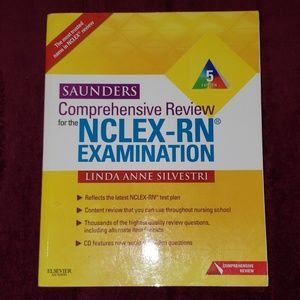 Other - Saunder Comprehension Review NCLEX-RN 5th edition